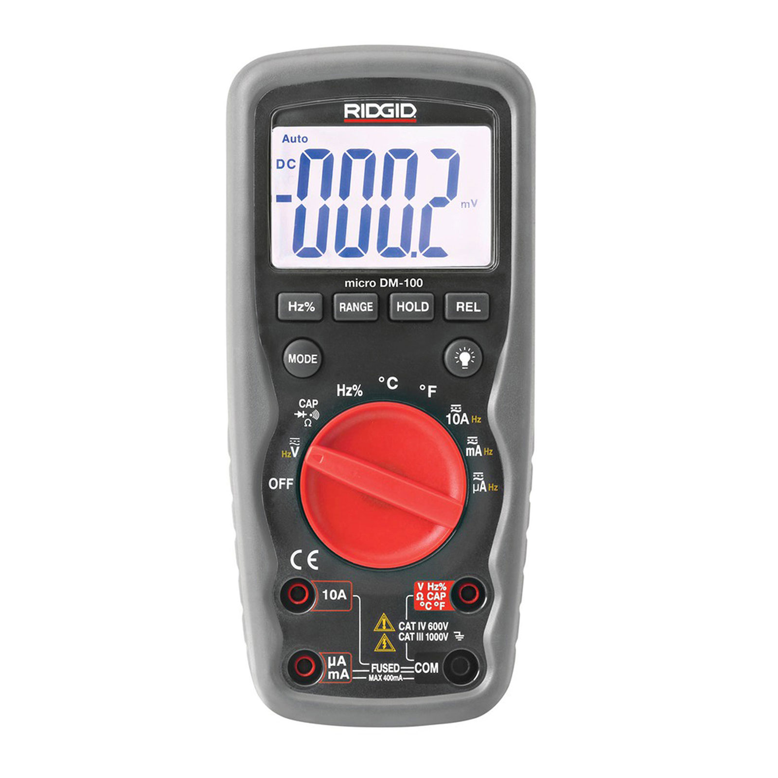 DM-100 Digitale multimeter